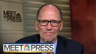 New DNC Chair Tom Perez: 'We Have To Rebuild' Democratic Party (Full) | Meet The Press | NBC News - NBCNEWS
