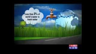 The Power of Shunya:Rainwater harvesting for zero water shortage - TIMESNOWONLINE