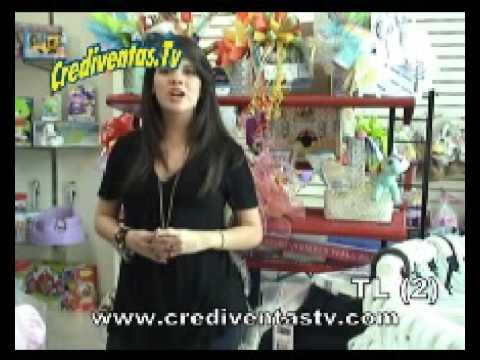Crediventas TV El Unico programe de ventas por Television Que le da Credito Inmediato