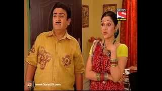 Tarak Mehta Ka Ooltah Chashmah : Episode 1685 - 29th July 2014