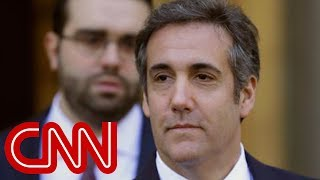 Cohen signals willingness to cooperate with Feds - CNN
