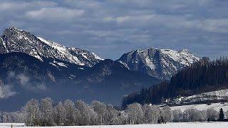 تعرف سبب مقتل  6 متزلجين بجبال الألب في فرنسا