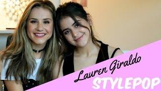 Lauren Giraldo Shows Us Her Favorite Tour Looks (STYLE POP) - HOLLYWIRETV