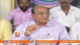 Gorantla Buchaiah Chowdary Comments On YS Jagan Over Comments On Polavaram Project Works   iNews - INEWS