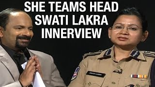 Exclusive interview with Swati Lakra IPS - V6 Innerview - V6NEWSTELUGU