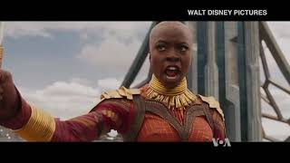 'Black Panther': A Black Superhero Film Set to Break the Box Office - VOAVIDEO