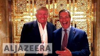 Trump era: Is UK-US 'special relationship' in doubt? - ALJAZEERAENGLISH