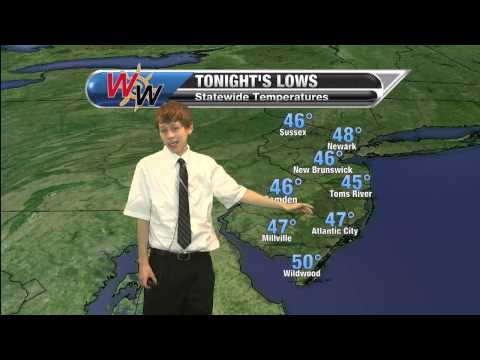 Thursday, October 23rd Evening Forecast