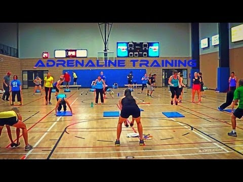 Circuit Training – Exercises Ideas