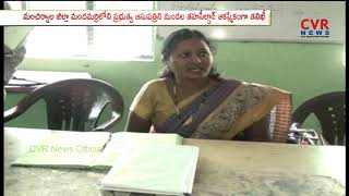 Mandal Tahsildar Sudden Inspection in Mandamarri Govt Hospital | Mancherial District | CVR NEWS - CVRNEWSOFFICIAL