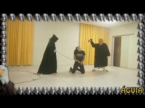 Ministério Águia Teatro Cristão, Peça: Liberta-me (Fernanda Brum) DVD Máscaras 2012