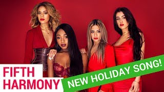 Fifth Harmony SLEIGHS New Holiday Song! - HOLLYWIRETV