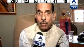 Maharashtra wants good governance: Sena leader Manohar Joshi to ABP News - ABPNEWSTV