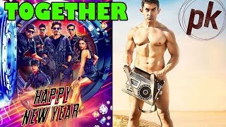 Aamir Khan on releasing PK trailer with Shahrukh Khan's Happy New Year!   EXCLUSIVE