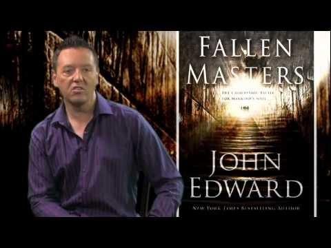 """""""Fallen Masters"""" by John Edward"""