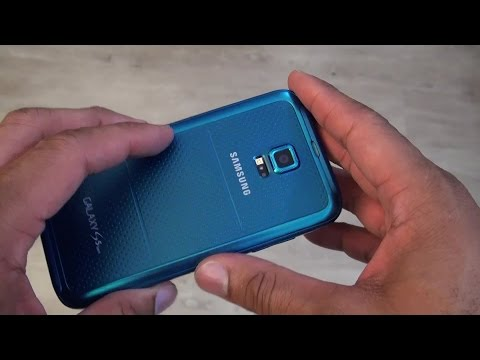 Sprint Samsung Galaxy S5 Sport First Look