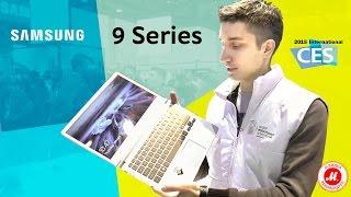 CES 2016. Обзор ноутбука Samsung 9 Series