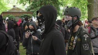 Inside violent anarchist group Antifa - CNN