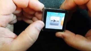 ipod nano a1366 восстановление кнопок