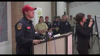 Officials provide update on Camp Fire in California - WASHINGTONPOST