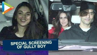 Gully Boy Special Screening at YRF with Many Celebs - HUNGAMA