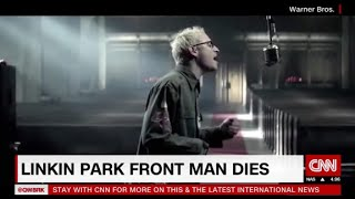 Linkin Park front man dies - CNN