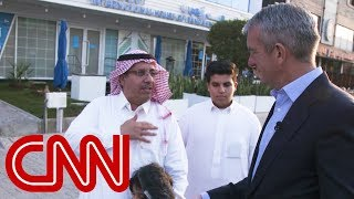 Saudi Arabia divided on Trump's decisions - CNN