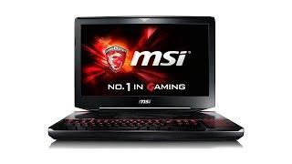 Видео обзор ноутбука MSI GT80 2QE TITAN