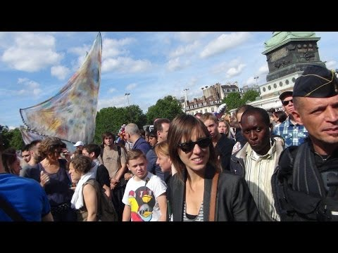 Gay Pride@Paris 1/5