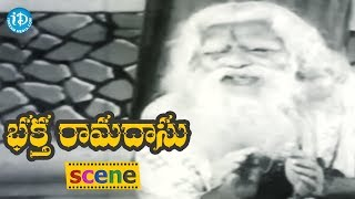 Bhakta Ramadasu Movie Scenes - Ramadasu Tells About How He Build Temples For Rama - IDREAMMOVIES