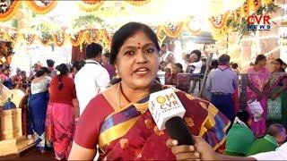 Devotees Rush at Kanaka Mahalakshmi Temple in Vizag | CVR News - CVRNEWSOFFICIAL