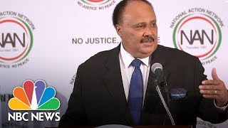 MLK's Son & Daughter Respond To President Trump's Reported 'S***hole' Remark | NBC BLK | NBC News - NBCNEWS
