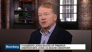 Why John Chambers Is Investing in Pindrop - BLOOMBERG