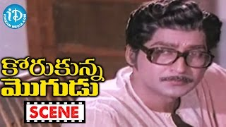 Korukunna Mogudu Movie Scenes - Shoban Babu Meets His Son || Lakshmi || Jayasudha || Satyanaryana - IDREAMMOVIES