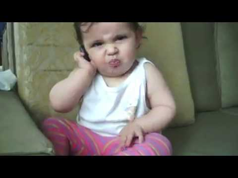 An Overactive Baby (Funny Video) (1080p HD)