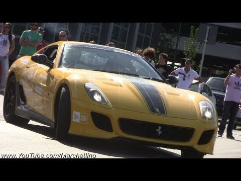 Gumball 3000 2011 - Accelerations in Venice