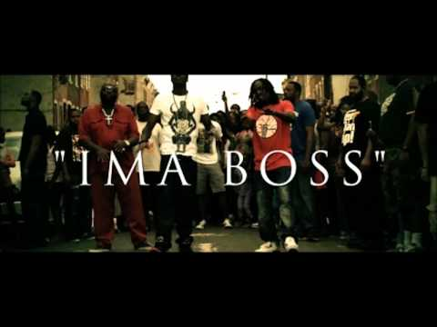 Meek Mill- &quot;IM A BOSS&quot; REMIX. (ft. TI, Rick Ross, Lil Wayne, Birdman, Swizz Beatz) YScRoll