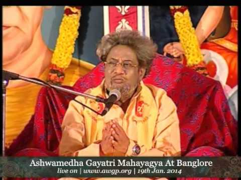 Grand Lamp Festival Deep Yagya Ashwamedha Gayatri Mahayagya At Banglore 19th Jan 2014