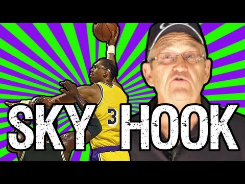 "The DEADLIEST Shot in Basketball -- The ""SKY HOOK"" Shot -- Shot Science"