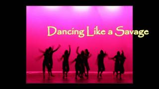 Royalty Free :Dancing Like a Savage