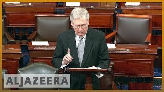 🇺🇸 US Senate to vote on Thursday on ending government shutdown | Al Jazeera English - ALJAZEERAENGLISH