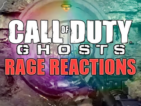 COD Ghost RAGE Reactions (How To Get Muted, NoobTube Justice & More!)