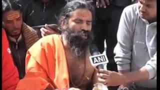 23 Oct, 2014 - India's yoga guru holds special Diwali prayers for victims of flood - ANIINDIAFILE
