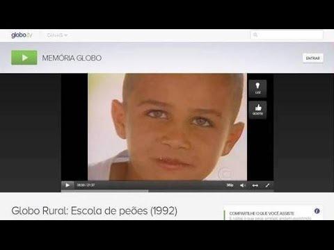 Lian Lucas -Globo Rural Fazenda Barreiro-MG Materia Completa
