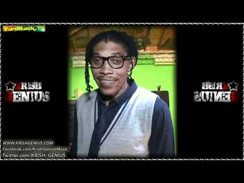 Vybz Kartel - Bubble Hard [April 2012]