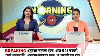 Top News Headlines: Watch top four news stories of the hour - ZEENEWS