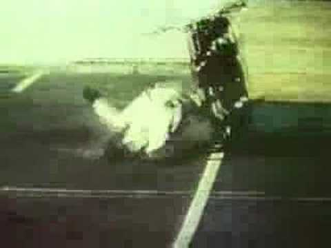 Evel Knievel in Vegas OUCH!