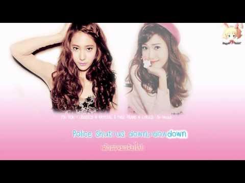 [Karaoke Thaisub] Tik Tok - Jessica & Krystal