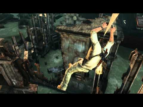 Uncharted 3: Drake's Deception Launch TV Spot