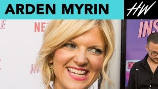 Insatiable's, Arden Myrin, Talks Internet Trolls! | Hollywire - HOLLYWIRETV
